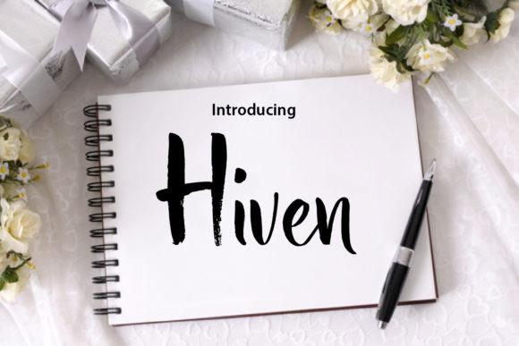Hiven Font