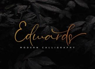 Edwards Font