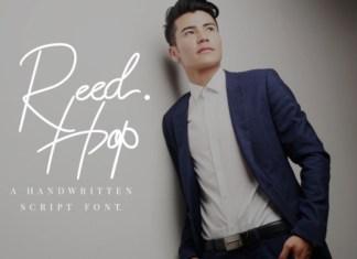 Reed Hop Font
