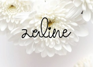 Zaline Font