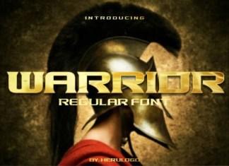 Warrior Font