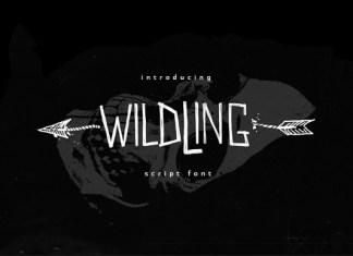 Wildwildling Font