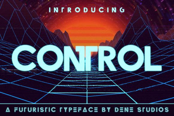 Control Font
