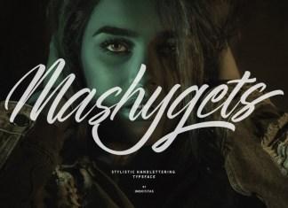 Mashygets Font