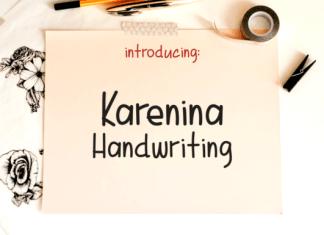 Karenina Font