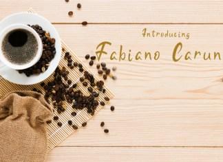 Fabiano Caruna Font