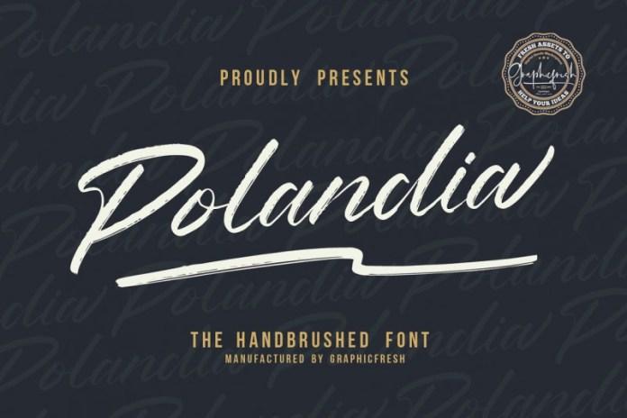Polandia Font