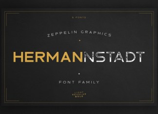Hermannstadt Font