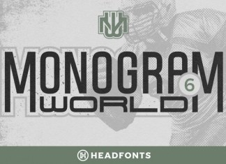 Monogram World Font