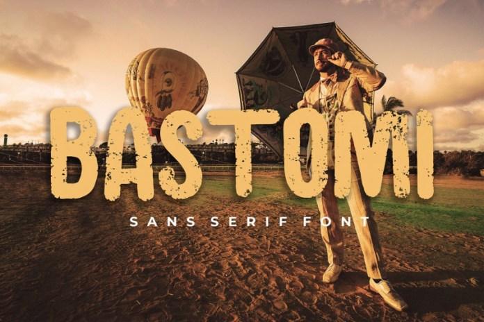 Bastomi Font