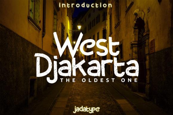 West Djakarta Font