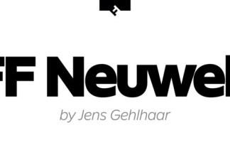 FF Neuwelt Font