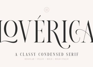Loverica Font