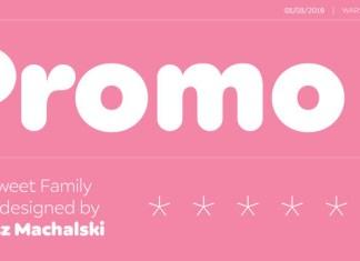 Promo Font