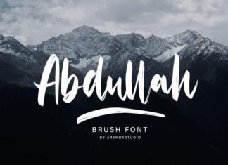 Abdullah Font