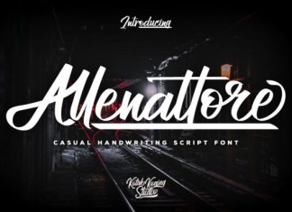 Allenattore Font