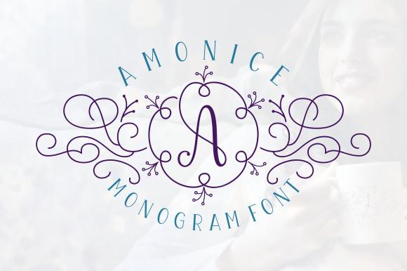 Amonice Font