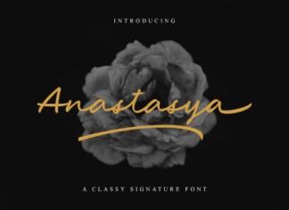Anastasya Font