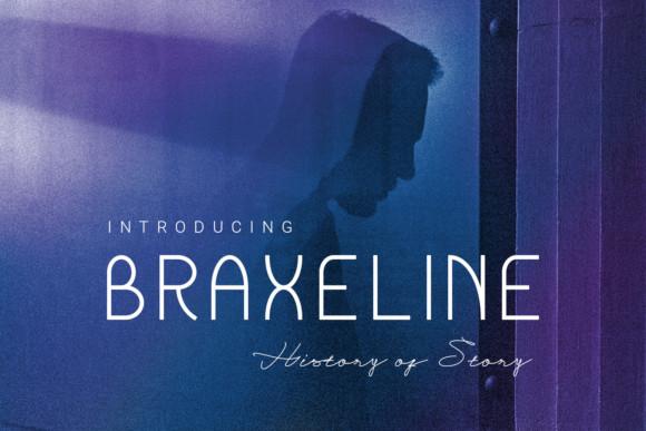 Braxeline Font