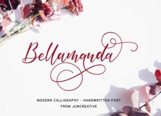Bellamanda Font
