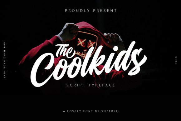 Coolkids Font