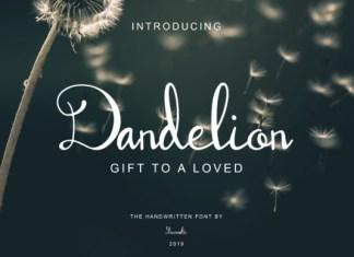 Dandelion Font
