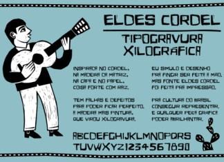 Eldes Cordel Font
