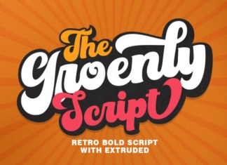 Groenly Font