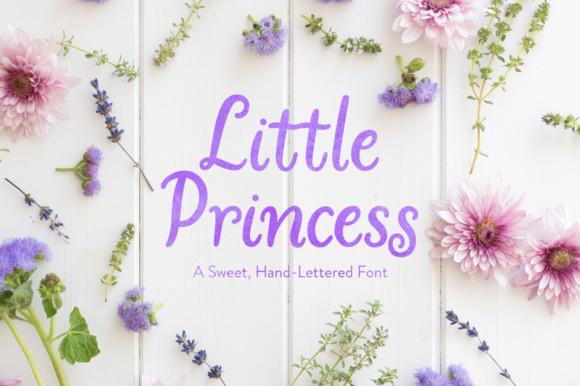 Little Princess Font
