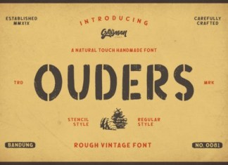 Ouders Font