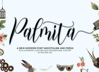 Palmita Font
