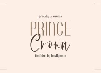Prince Crown Font