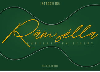 Ramsella Font