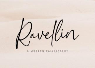 Ravellin Font