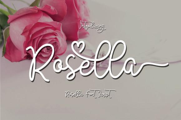 Rosella Font