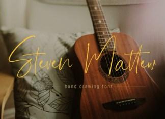 Steven Mattew Font