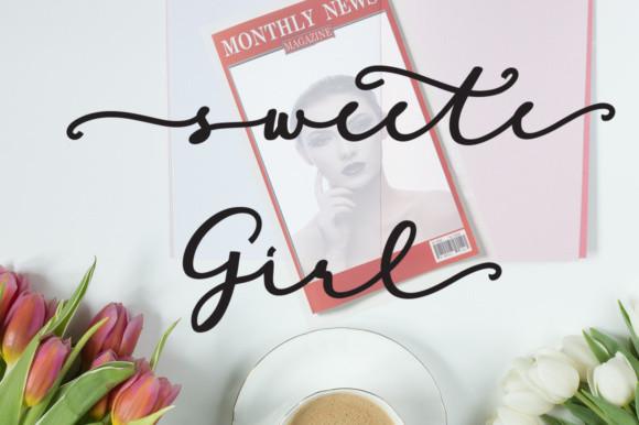 Sweete Girl Font