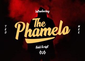 The Phamelo Font