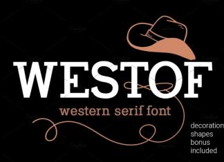 Westof Font