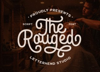 The Rouged Font