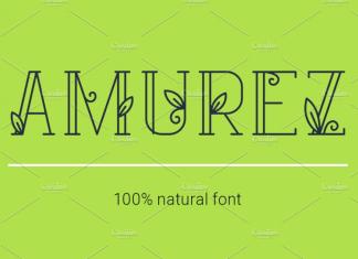 Amurez Font