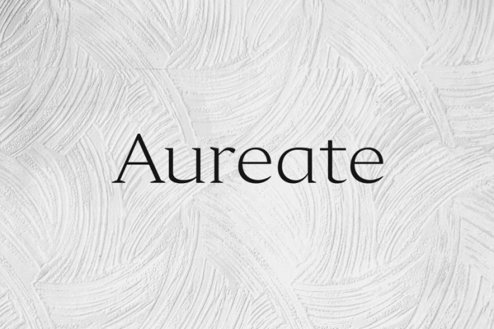 Aureate Font