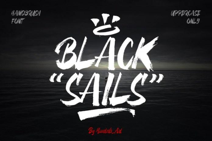 Black Sails Font