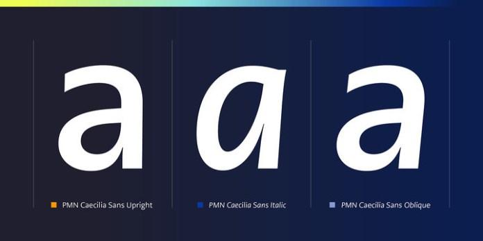 PMN Caecilia Font