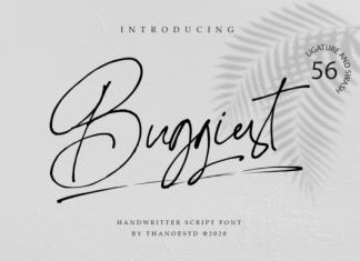 Buggiest Font