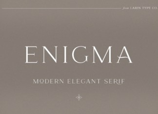 Enigma Font