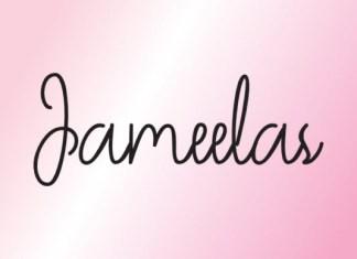 Jameelas Font