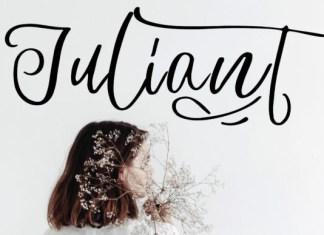 Juliant Font