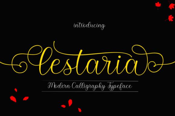 Lestaria Font