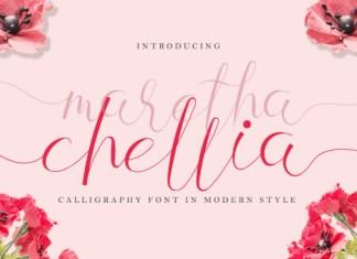 Maretha Chellia Font